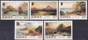Jersey #527-31  MNH  CV $3.55 (Z3966)