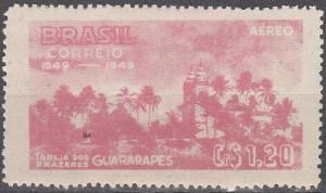 Brazil #C74 F-VF Unused