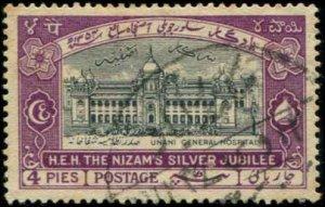 India - Hyderabad SC# 47 Used