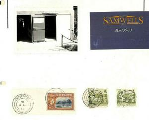 TRINIDAD & TOBAGO Postmarks & Real Photo *Enterprise* {samwells-covers}MS3960
