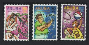 Aruba Ribbon Dance Basketball Child Welfare 3v SG#230-232