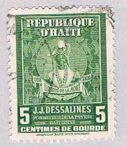 Haiti Dessalines 5 - pickastamp (AP102612)