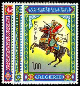 ALGERIA 362-64  Mint (ID # 55220)