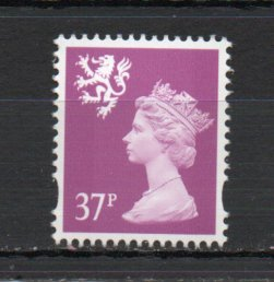 Great Britain - Scotland SMH87 MNH