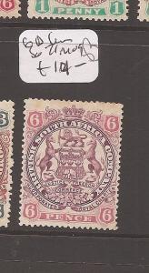 Rhodesia 6d Lion SG 71 MOG (5ceu)