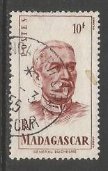 MADAGASCAR/MALAGASY 282 VFU Z3186