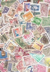 Syria - Stamp Collection - 100 Different Stamps