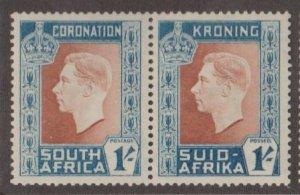 South Africa Scott #78 Stamp - Mint Pair