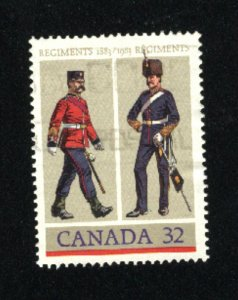 Can #1007   -1  used VF 1984 PD