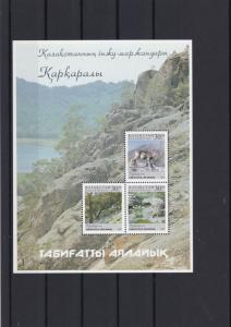 kazakhstan mint never hinged stamps ref r9884