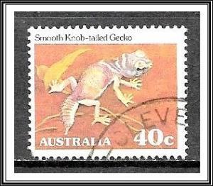 Australia #792a Smooth Knob-tailed Gecko Used