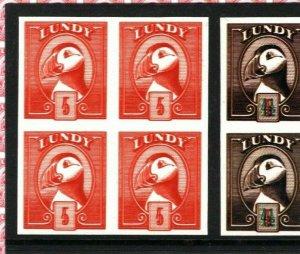 GB MACHIN TRIAL LUNDY Issues GPO ALL-OVER PHOSPHOR TRIAL Bradbury Printing J111a
