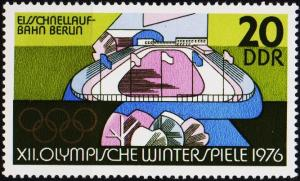 Germany(DDR). 1975 20pf  S.G.E1816 Unmounted Mint
