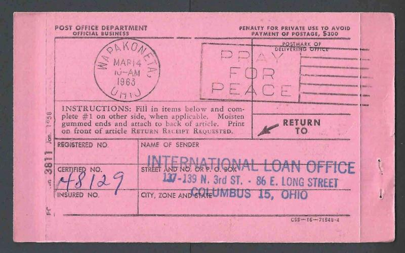 1963 us office dept official business card form 3811 return 1963 us office dept official business card form 3811 return see info colourmoves