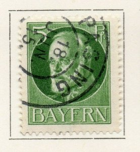 Bayern Bavaria 1914-18 Early Issue Fine Used 5pf. NW-120698