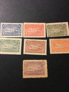Dominican Republic sc 111-117 MH