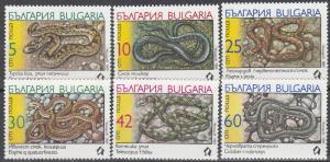 Bulgaria #3491-6   MNH CV $3.85  (K325)