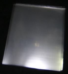50 ACID-FREE, CRYSTAL CLEAR, PLASTIC SHEET PROTECTORS
