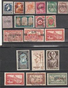 Algeria Used & Mint Lot #200102-5