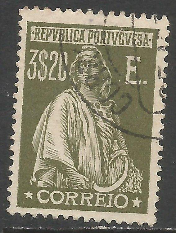 PORTUGAL CERES 298R VFU N73