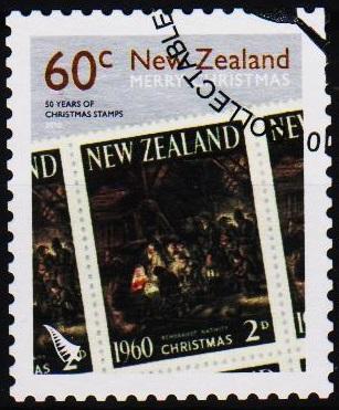 New Zealand. 2010 60c Fine Used