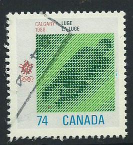 Canada SG 1284 VFU
