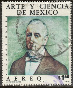 MEXICO C517, Art & Science (Series 5) USED. F-VF. (1333)