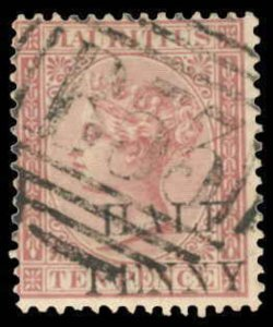 Mauritius Scott 46 Gibbons 77 Used Stamp