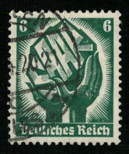 1934, SAAR, 6M, Deutsches Reich (T-9511)