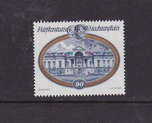 Liechtenstein 1977 90r Palais Liechtenstein Austria MNH SG680