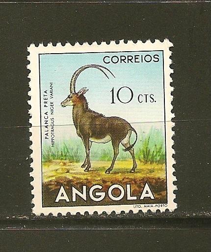 Angola 363 Mint Hinged