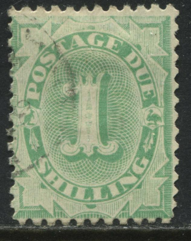 Australia 1902 1/ Postage Due perf 12 by 11 1/2 used