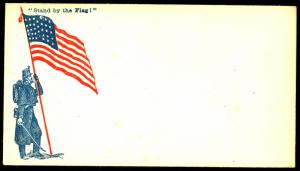 Patriotic Cover F-VF