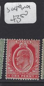 MALTA (P0710B)  KE  1 D   SG 49    MOG
