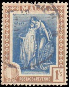 Malta #109, Incomplete Set, 1922-1926, Used