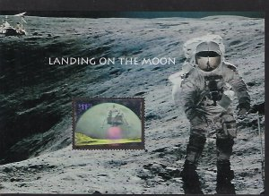 US #3413 2000 LANDING ON THE MOON- MINT NEVER HINGED