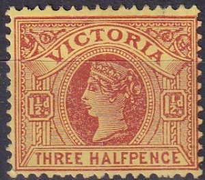 Victoria #182 F-VF  Unused CV $5.75 (Z9583)