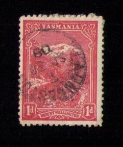 Tasmania Sc 87 Used Mount Wellington F-VF
