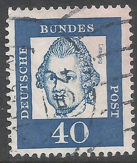 GERMANY 832 VFU Q145-1