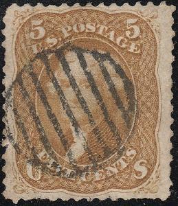 U.S. 67 Used VF (81818)