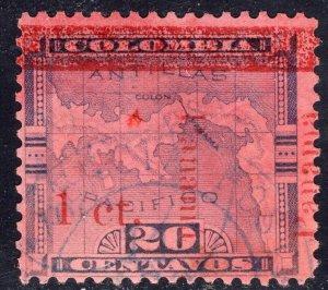PANAMA SCOTT 181C