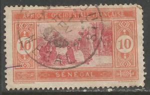 SENEGAL 84 VFU Z365