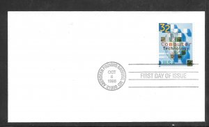 Just Fun Cover #3107 FDC Cachet (my2857)