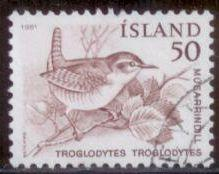 Iceland 1981 SC#543 Used (L437)