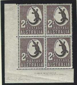Australia  mh s.c.# 212