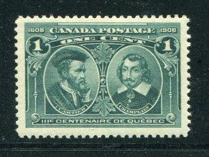 Canada #97  Mint XF NH     - Lakeshore Philatelics