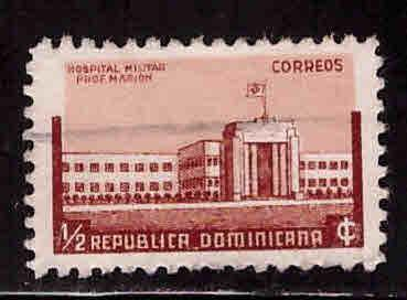 Dominican Republic Scott 365  used stamp