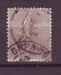 J15212 JLstamps 1903-38 france part of set used #142 sower