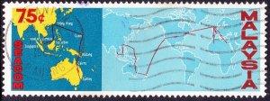 MALAYSIA 196775c Multicoloured SG43FU