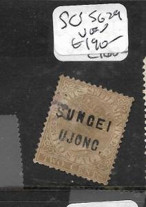 MALAYA SUNGEI UJONG   (P0105BB)  QV 2C  SG 29  VFU